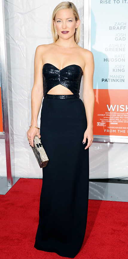 "Kate Hudson in Michael Kors at ""Wish I Was Here"" premiere"